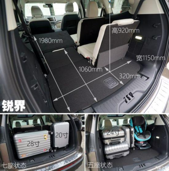 长安福特 锐界 2015款 2.0T GTDi 四驱尊锐型