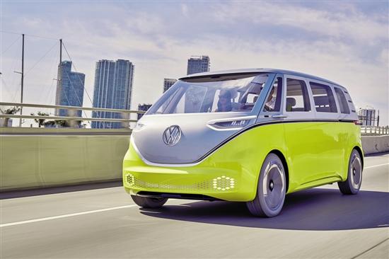 汽车成主角 201 8CES众车企展示高科技