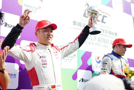 CTCC宁波站    广汽丰田车队夺得桂冠(关联金羊汽车)99.png