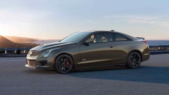 新款凯迪拉克CT6-V明年亮相 搭载3.0L发动机