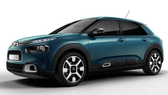 2020年上市 雪铁龙C4 Cactus将推电动版