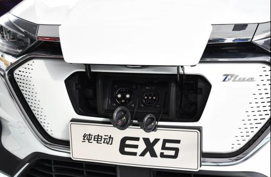 北汽新能源EX5到店實拍:顏值在線 配置智能268.png
