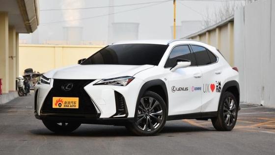雷克萨斯全新电动车型预告图 2019广州车展首发