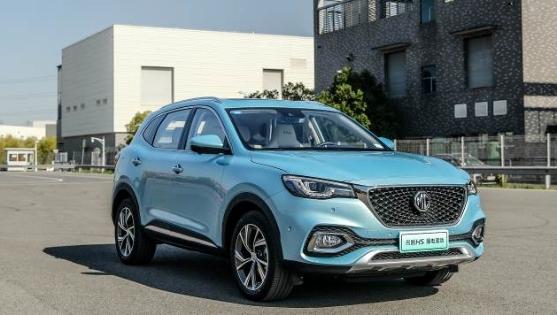 插电混动SUV名爵eHS将在广州车展上市