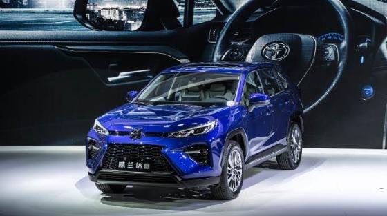年度期待车型:广汽丰田威兰达