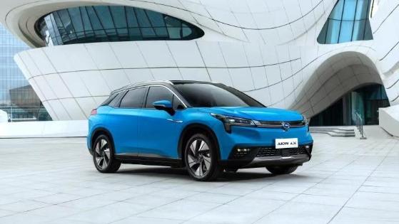 年度新能源车:广汽新能源Aion LX