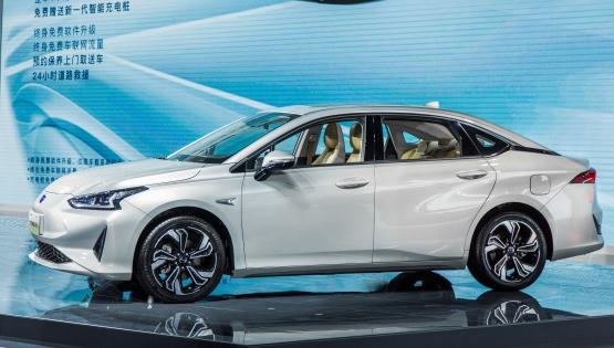 年度新锐新能源车:广汽丰田iA5