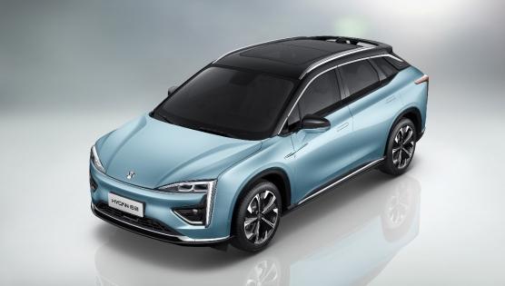 中大型豪华纯电SUV HYCAN 007发布 预售价26万起
