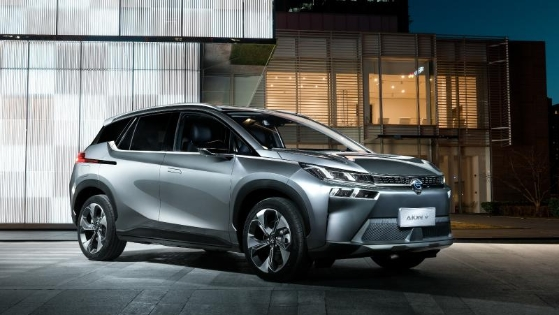 广汽新能源埃安V上市 首款5G车型15.96万元起售