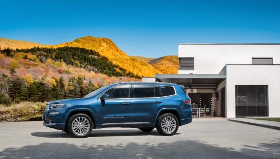 全新Jeep+大指挥官上市  配置升级售价23.98万起