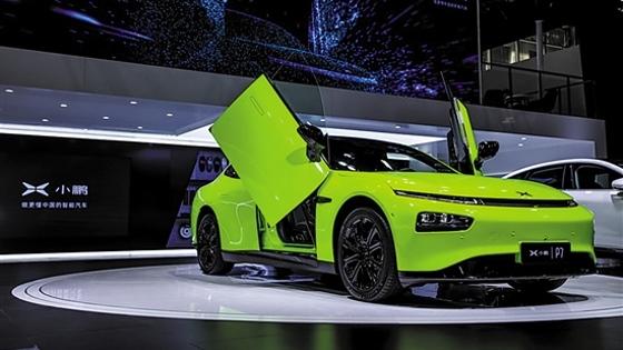 2020广州国际车展:快看这些炫酷车型