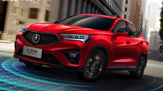 广汽Acura NEW CDX尊享版即将全国发售
